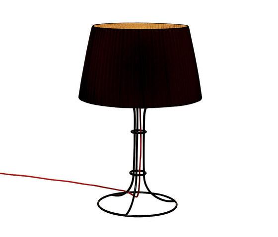 Naomi table lamp clairage g n ral de carpyen architonic - Eclairage de table ...