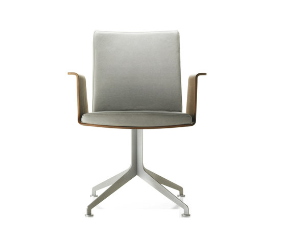 Don crossleg swivel armchair by Sellex | Conference chairs