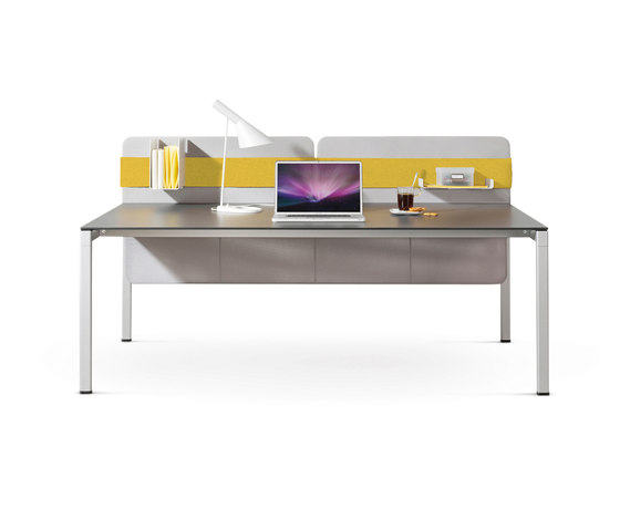 veron table by Wiesner-Hager | Individual desks
