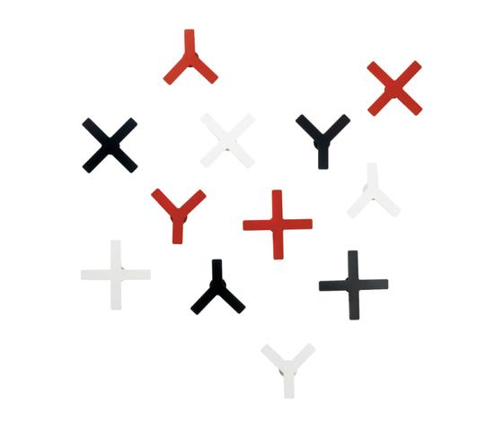 X-Y Coat hook de Schönbuch   Ganchos