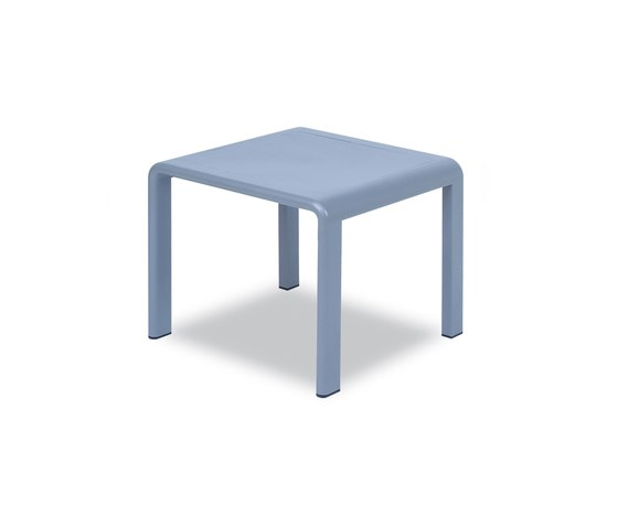 Soft Side Table de KETTAL | Mesas auxiliares de jardín