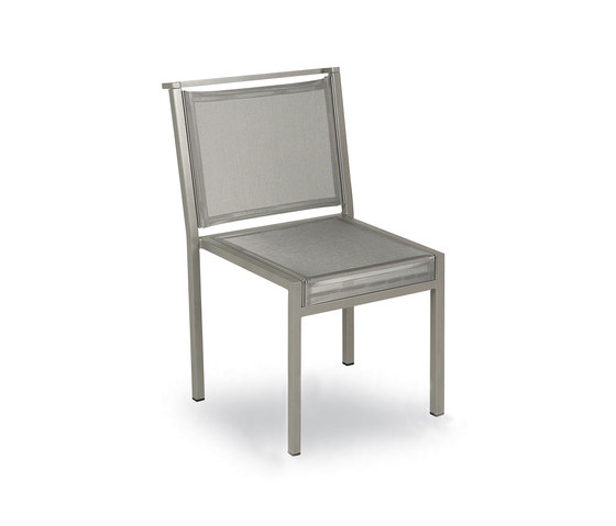 Via Dining Chair by KETTAL | Garden chairs
