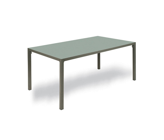 Via Rectangle Table by KETTAL | Dining tables
