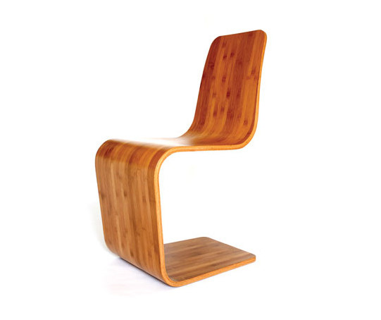 Spring Chair by Modern Bamboo | Chairs