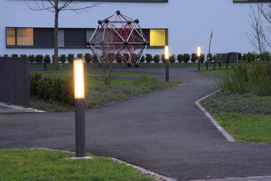 Public Light small de BURRI | Luminaires pour zones piétonnes