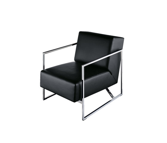 Sen armchair by Walter Knoll | Lounge chairs