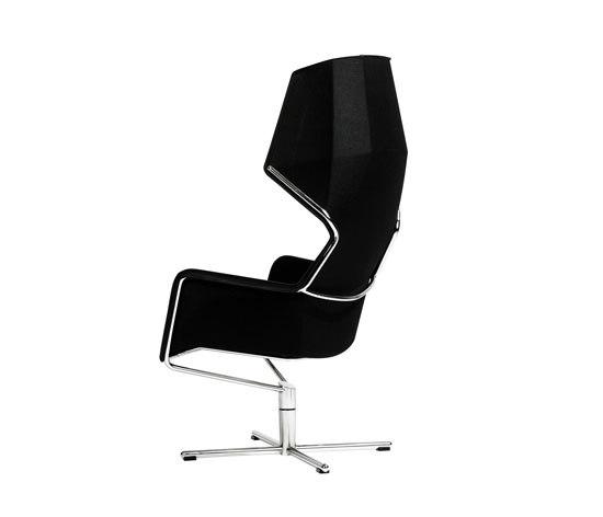 Peekaboo Swivel by Blå Station | Lounge chairs