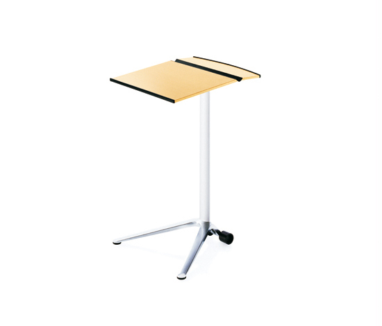 Confair Mobile desk by Wilkhahn | Writing consoles