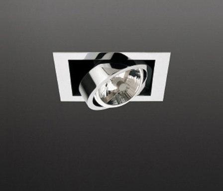 Corner 8140 ceiling lamp di Vibia | Lampade spot
