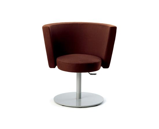 Konic swivel chair di ENEA | Sedie