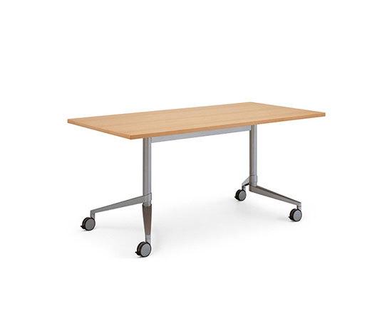 flex-table Rectangular table de Wiesner-Hager | Elementos de mesas de conferencia