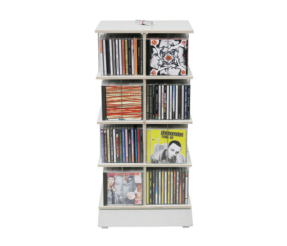 Musikstapler by Moormann | CD racks