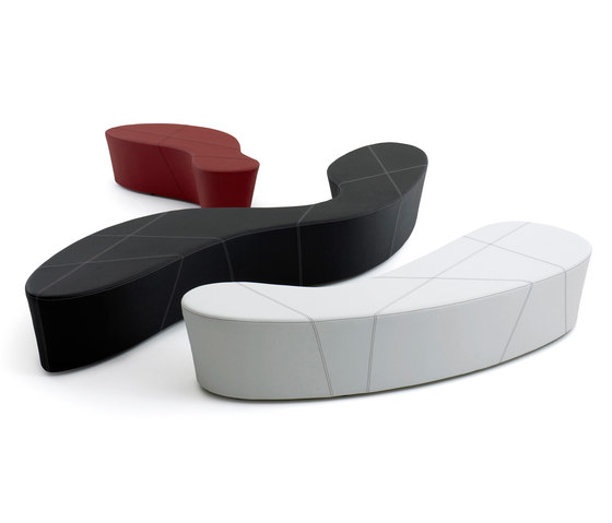 Plasma by +Halle | Waiting area benches