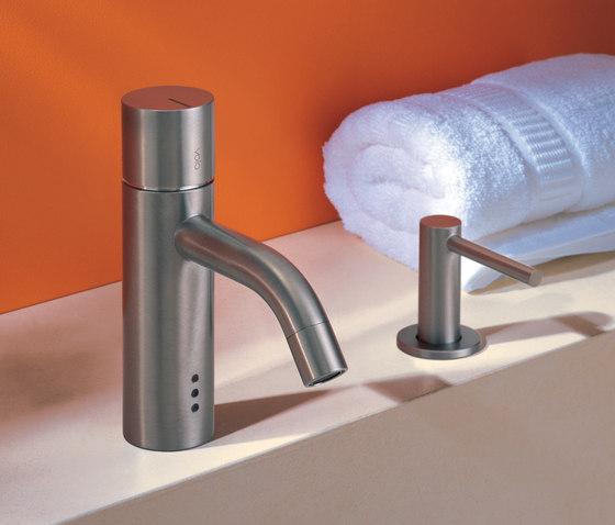 HV1EN - Conjuntos electrónicos de VOLA | Grifería para lavabos