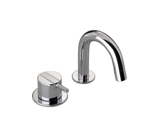 590A - One-handle mixer by VOLA | Kitchen taps