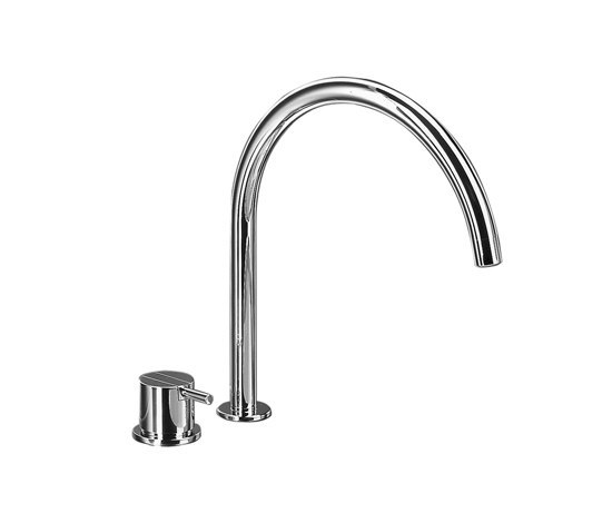 590H - One-handle mixer by VOLA | Kitchen taps