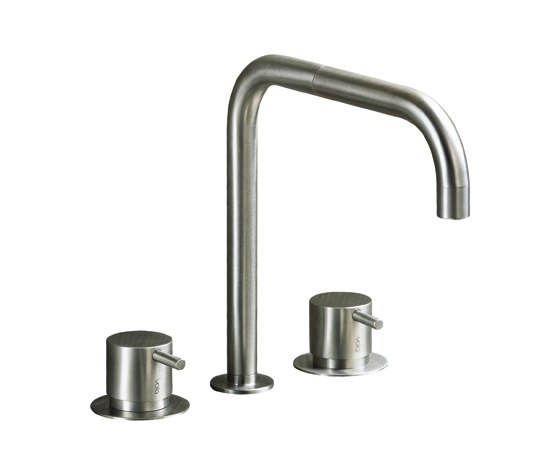 KV4 - Two-handle mixer by VOLA | Kitchen taps
