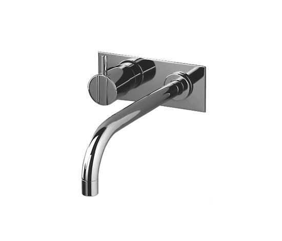 122 - One-handle mixer by VOLA | Kitchen taps