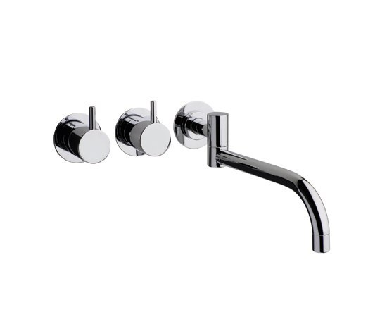 631 - Two-handle mixer by VOLA | Kitchen taps