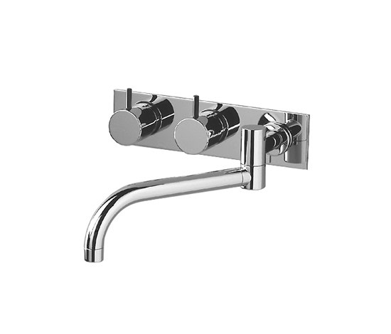 633K - Two-handle mixer by VOLA | Kitchen taps