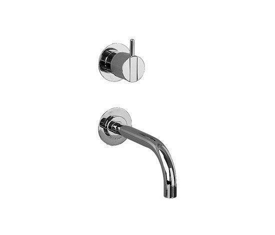 311 - One-handle mixer by VOLA | Kitchen taps