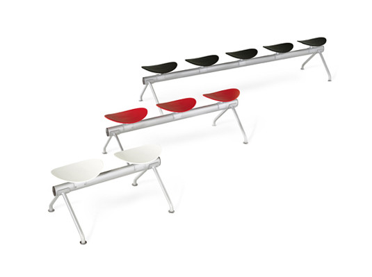 Coma by ENEA | Beam / traverse seating