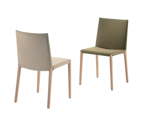 Ada | 2028 by Zanotta | Restaurant chairs