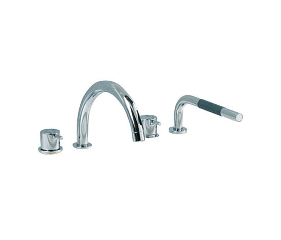 SC12 - One-handle mixer by VOLA | Bath taps