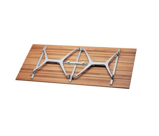 teak table 486_200 by Alias | Dining tables