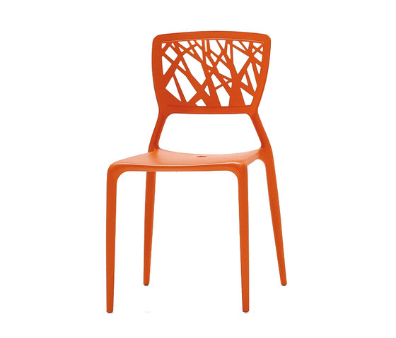 Viento by Bonaldo | Visitors chairs / Side chairs