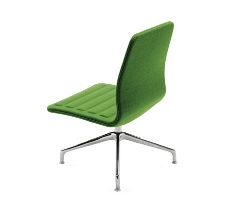 Lotus LS/3 by Cappellini | Visitors chairs / Side chairs
