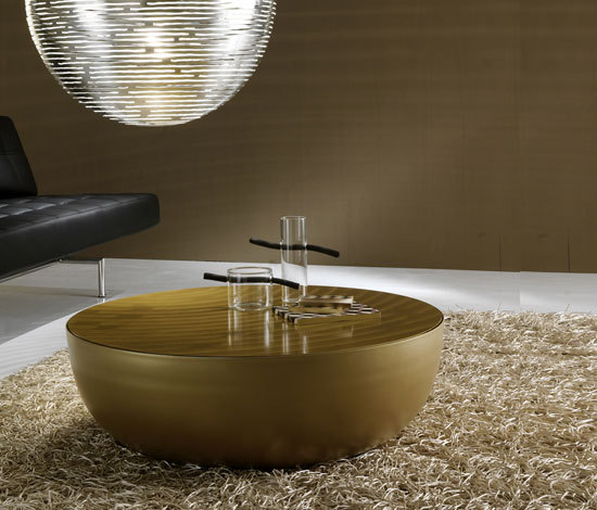 Planet Gold by Bonaldo | Coffee tables