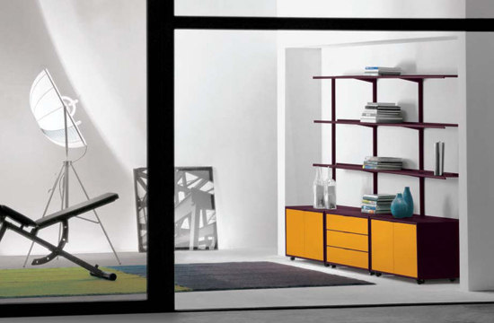 Continua by Pallucco | Shelving systems
