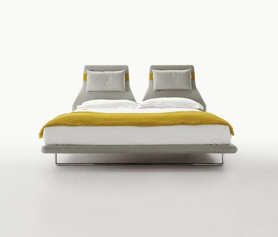 Lazy-Night by B&B Italia | Double beds