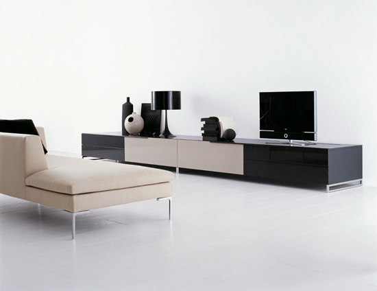 Athos furniture system by B&B Italia | Sideboards