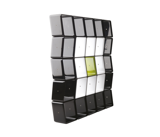 Obo by Baleri Italia by Hub Design | Shelving