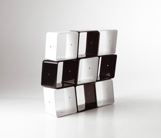 Obo by Baleri Italia by Hub Design | Shelving