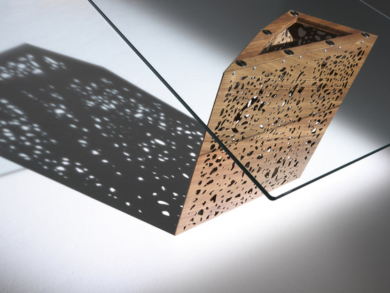 Riddled Table by HORM.IT | Dining tables