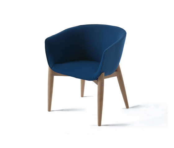 Lulea by Living Divani | Armchairs