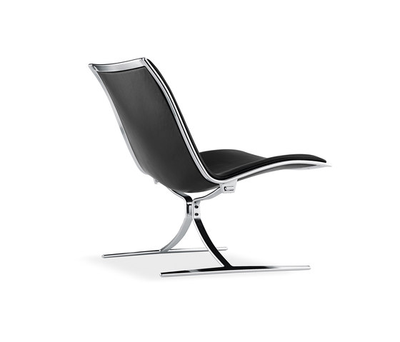 JK 710 Skater Chair by Lange Production | Lounge chairs