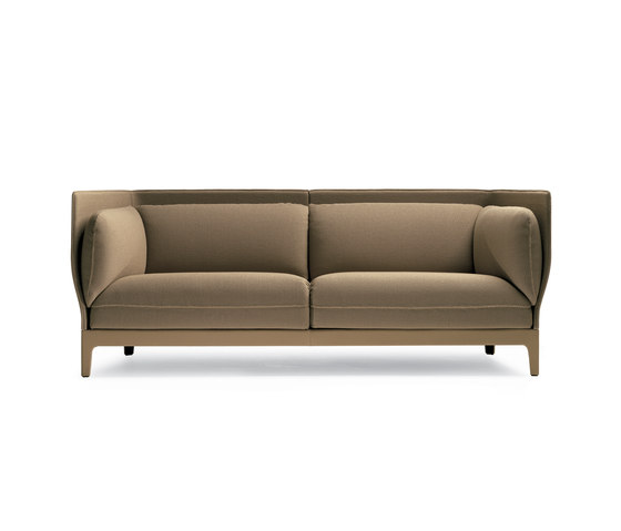 Alone by Poltrona Frau | Lounge sofas