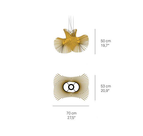 MiniMikado S von lzf | Pendelleuchten