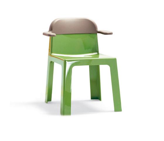 Trono by Segis | Multipurpose chairs