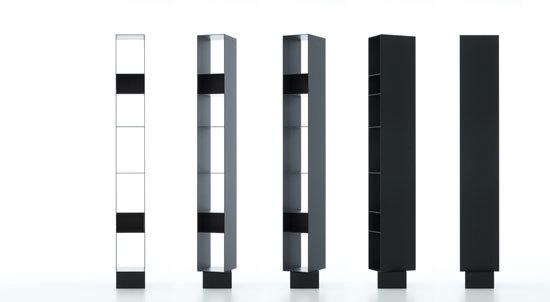 Sidewall by PORRO | Shelves