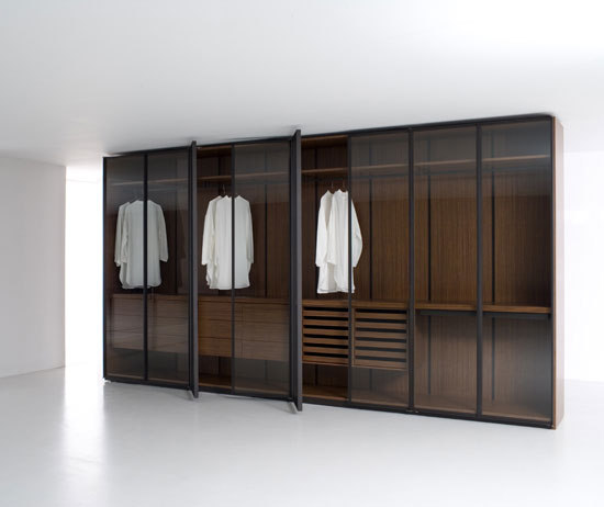 Storage Iron by PORRO | Walk-in wardrobes
