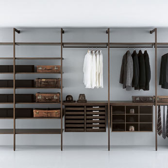 STORAGE CABINA ARMADIO - Dressings de PORRO | Architonic