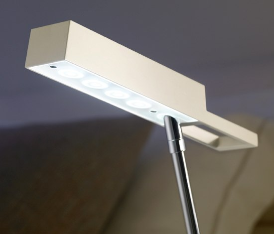 Spock-P floor lamp by BOVER | Free-standing lights