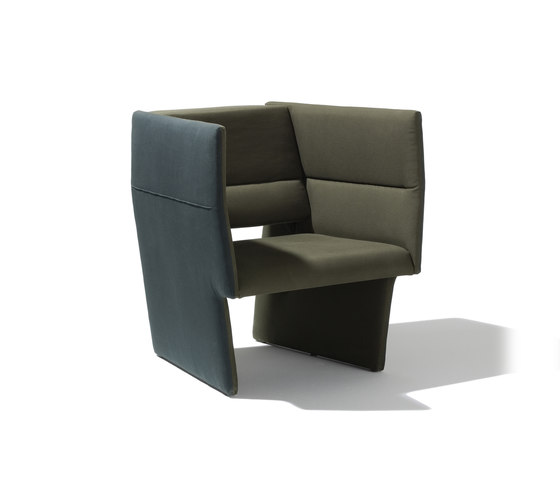 Cup armchair by Lampert | Lounge chairs