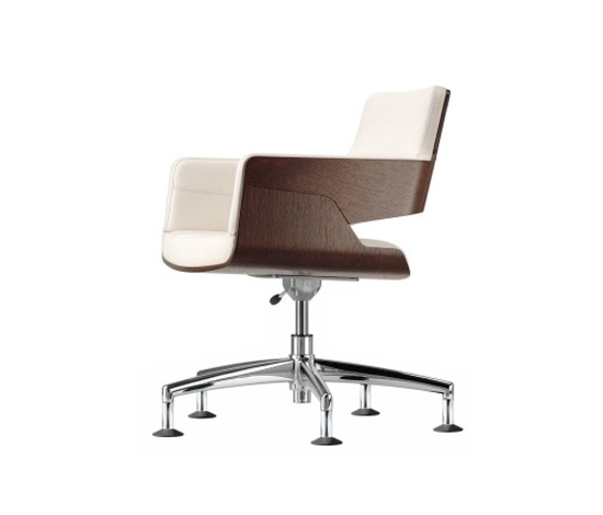 S 845 D by Thonet | Visitors chairs / Side chairs