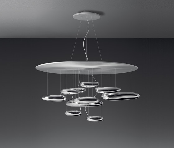 Mercury suspension lamp by Artemide | General lighting
